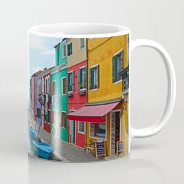Lace Island - end of the street Coffee Mug