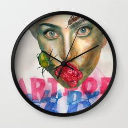 Farewell ARTPOP Wall Clock