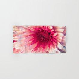 Pink Dahlia Hand & Bath Towel