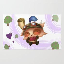 The Mushroom Scout! Rug