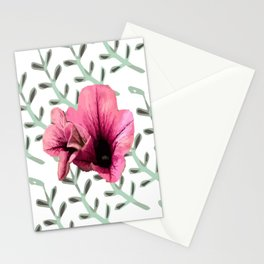 Uno Flower Stationery Cards