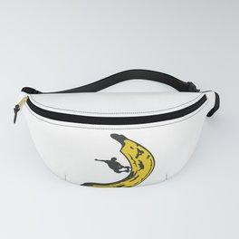 Banana Boarder Fanny Pack
