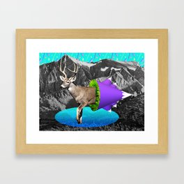 A Big Concept Framed Art Print