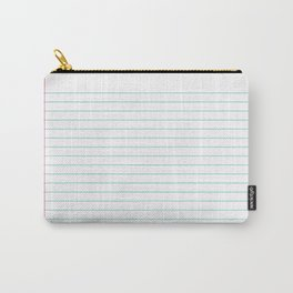 Notepaper Carry-All Pouch
