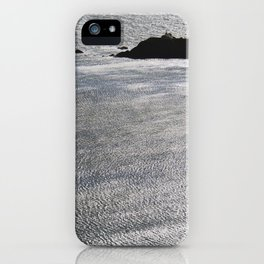 """Pacific Ocean Seascape #25"" by Murray Bolesta! iPhone Case"