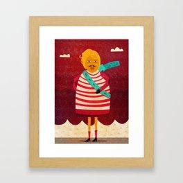 Candyman Framed Art Print