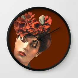Happy? Thanksgiving Wall Clock