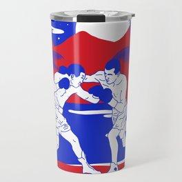 Boxers Travel Mug