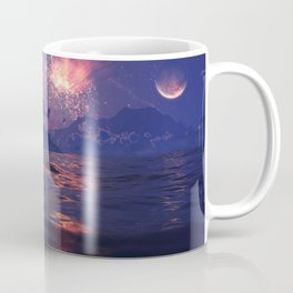 Distant Shores Coffee Mug