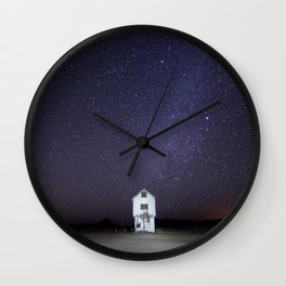 Abandoned White House Wall Clock