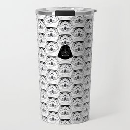 Stormtrooper pattern Travel Mug