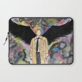 Watercolor Angel Laptop Sleeve