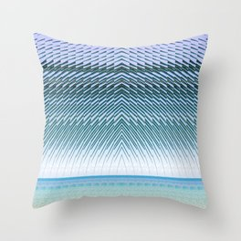 Coconut Palm Philippines 3 Throw Pillow