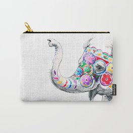 Festival Baby Elephant Carry-All Pouch