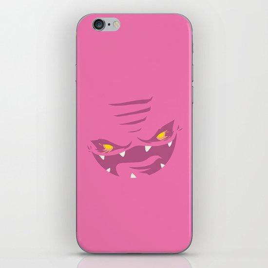 Krang! - Pink Squishy Edition iPhone & iPod Skin