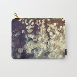 Sunshine and Rain  Carry-All Pouch