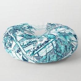 Samcheong dong  Floor Pillow
