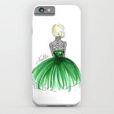 Emerald Dress iPhone 6s Slim Case