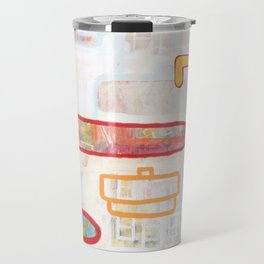 Exit To The Right Travel Mug