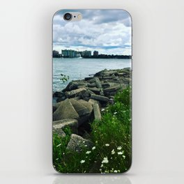 Rocky Shores iPhone Skin