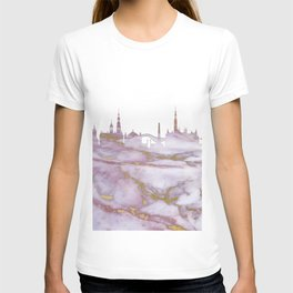 Amsterdam Skyline Netherlands T-shirt