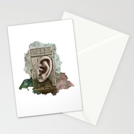 Cries And Whispers Stationery Cards