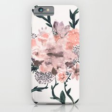 Summer Flowers Slim Case iPhone 6