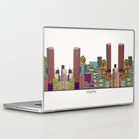miami Laptop & iPad Skins featuring Miami by bri.buckley