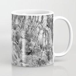 Mountain Elephant Coffee Mug
