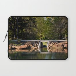 Muscogee (Creek) Nation - Honor Heights Park Azalea Festival, No. 4 of 12 Laptop Sleeve
