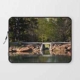Muscogee (Creek) Nation - Honor Heights Park Azalea Festival, No. 4 of 12 Laptop Sleeve