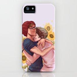 baby boyfriends iPhone Case
