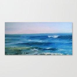 Nado Waves Canvas Print