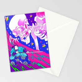Skeleton Spectacular Stationery Cards