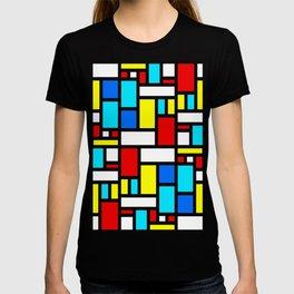 Bauhaus-esque Mid Century Modern 4 T-shirt