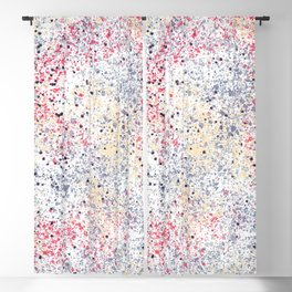 Vintage Abstract 1 Blackout Curtain