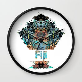 Fiji Awesome Country gift Wall Clock