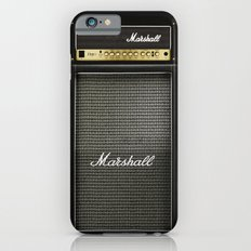 guitar electric amp amplifier iPhone 4 4s 5 5s 5c, ipod, ipad, tshirt, mugs and pillow case Slim Case iPhone 6