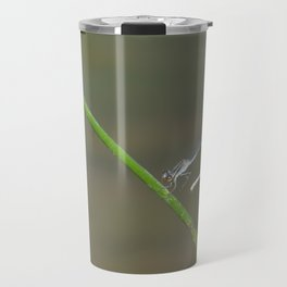Damselfly. Travel Mug