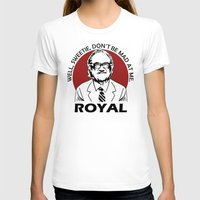 tenenbaum T-shirts featuring Royal Tenenbaum quotes by Buby87