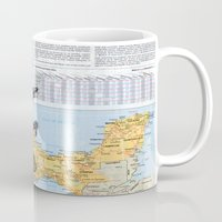mexico Mugs featuring Mexico  by Ursula Rodgers