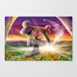 Bonehenge Canvas Print