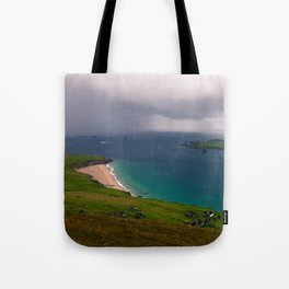 Great Blasket Island Tote Bag