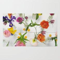 Spring Flowers - JUSTART Rug