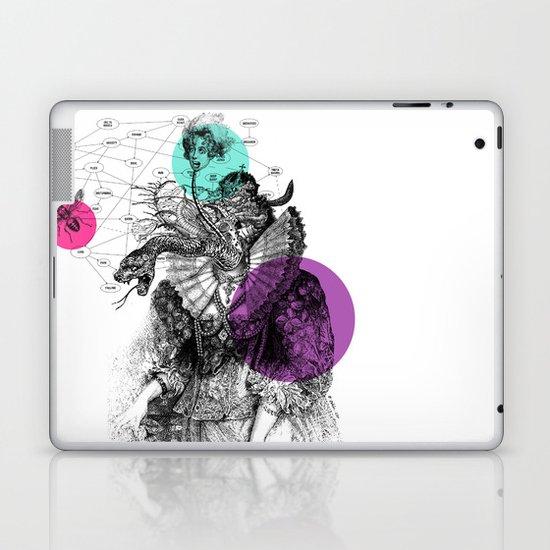 Le rêve de Madame K. Laptop & iPad Skin