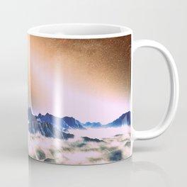 Let There Be Light : Exozodiacal Light on Alien Planet Coffee Mug