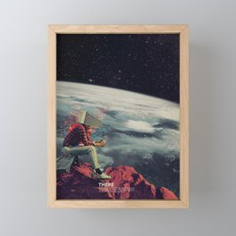 Figuring Out Ways To Escape Framed Mini Art Print