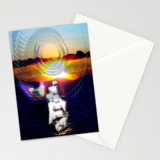 never feel alone Stationery Cards