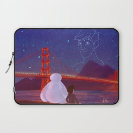 You're in the night sky now, Tadashi Laptop Sleeve