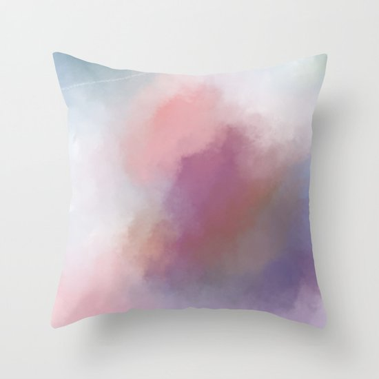 The Sky Part 2 Throw Pillow
